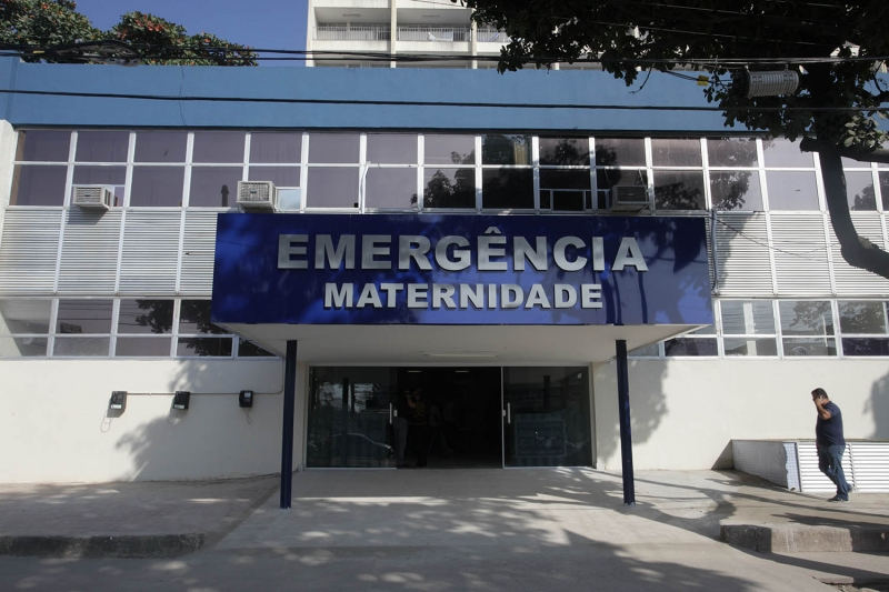 Emergência do Hospital Municipal Albert Schweitzer é inaugurada